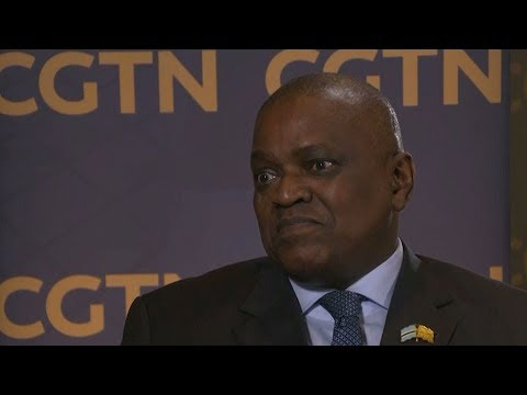 Botswana's President Mokgweetsi Masisi on the impact of rising trade protectionism