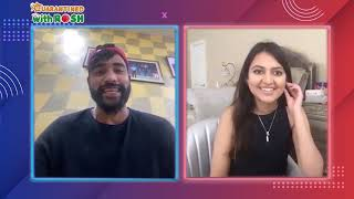 Quarantined with Rosh: Mohammed Siraj Interview (Mohammed Siraj is engaged!!) Dream 11 IPL