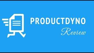 Productdyno Review 6 Test (Deutsch/German)