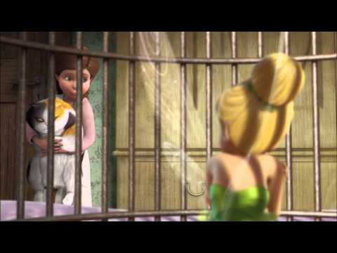 Tinker Bell and the Great Fairy Rescue Clip: Tink Gets Trapped