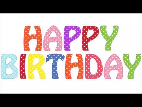 Classic Happy Birthday Song Free Download