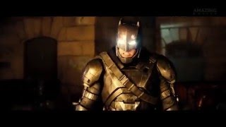 Трейлер: «Бэтмен против Супермена: На заре справедливости»