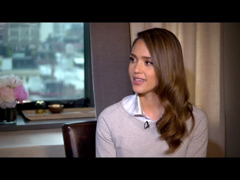 Jessica Alba Talks Motherhood and Her Organic Business - Off Duty Exclusive Interview