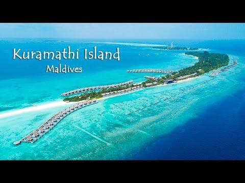 Kuramathi Island Resort, Maldives 2017 : Paradise on Earth in 4K