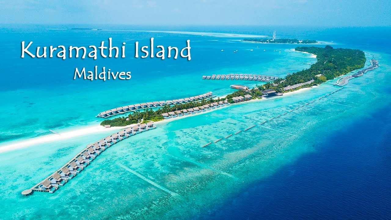 Paradise Island Resort Maldives Map