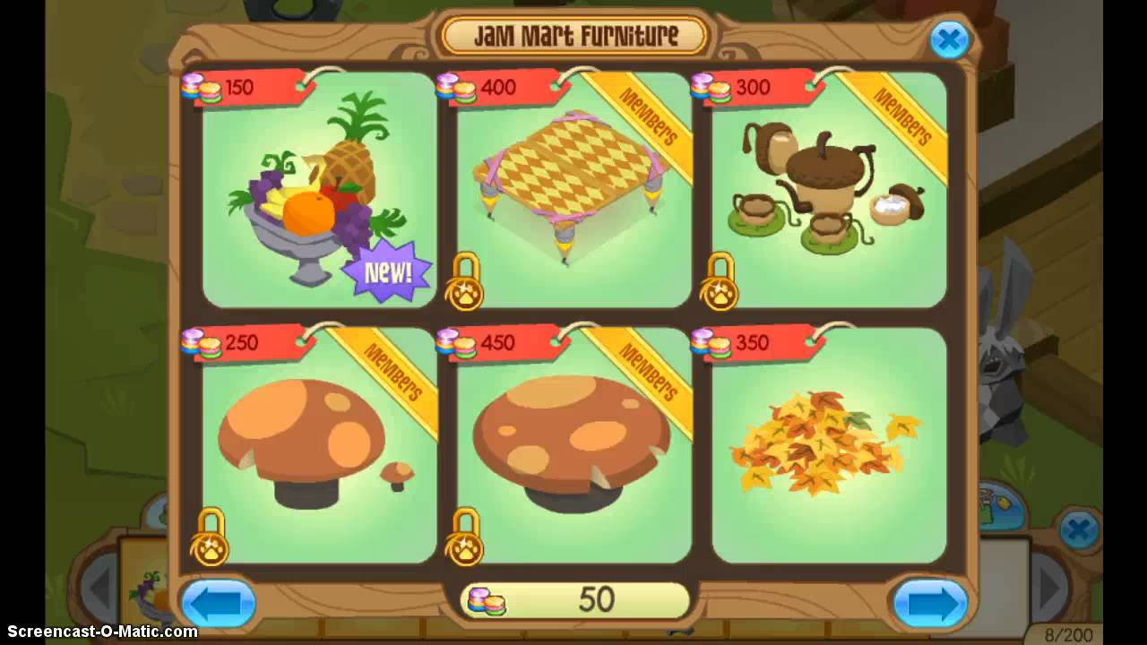 Fruit jam game - Animal Jam Fruit Bowls Are Back