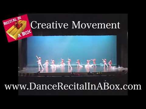 When I Grow Up Dance Recital Theme Idea - Commercial Trailer