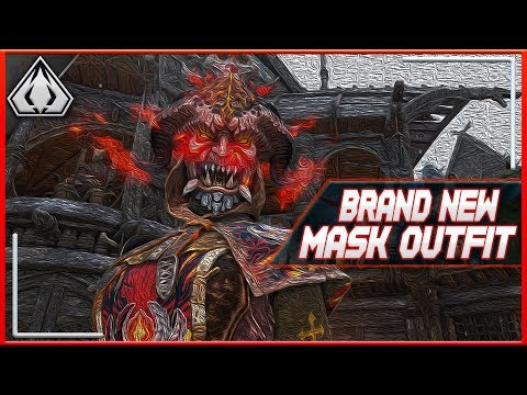 [For Honor] NEW SEASON 7 MASK OUTFIT