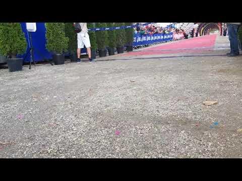 Marathon du médoc 2017: arrivée du vainqueur