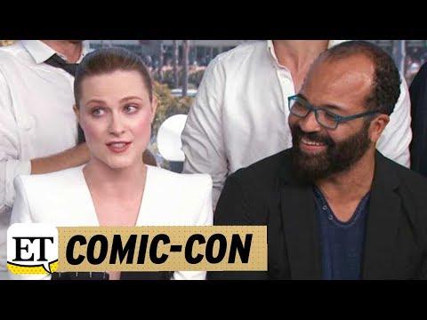 Comic Con 2017: 'Westworld' Star Evan Rachel Wood Reacts to Season 2: People Will 'Freak Out!'