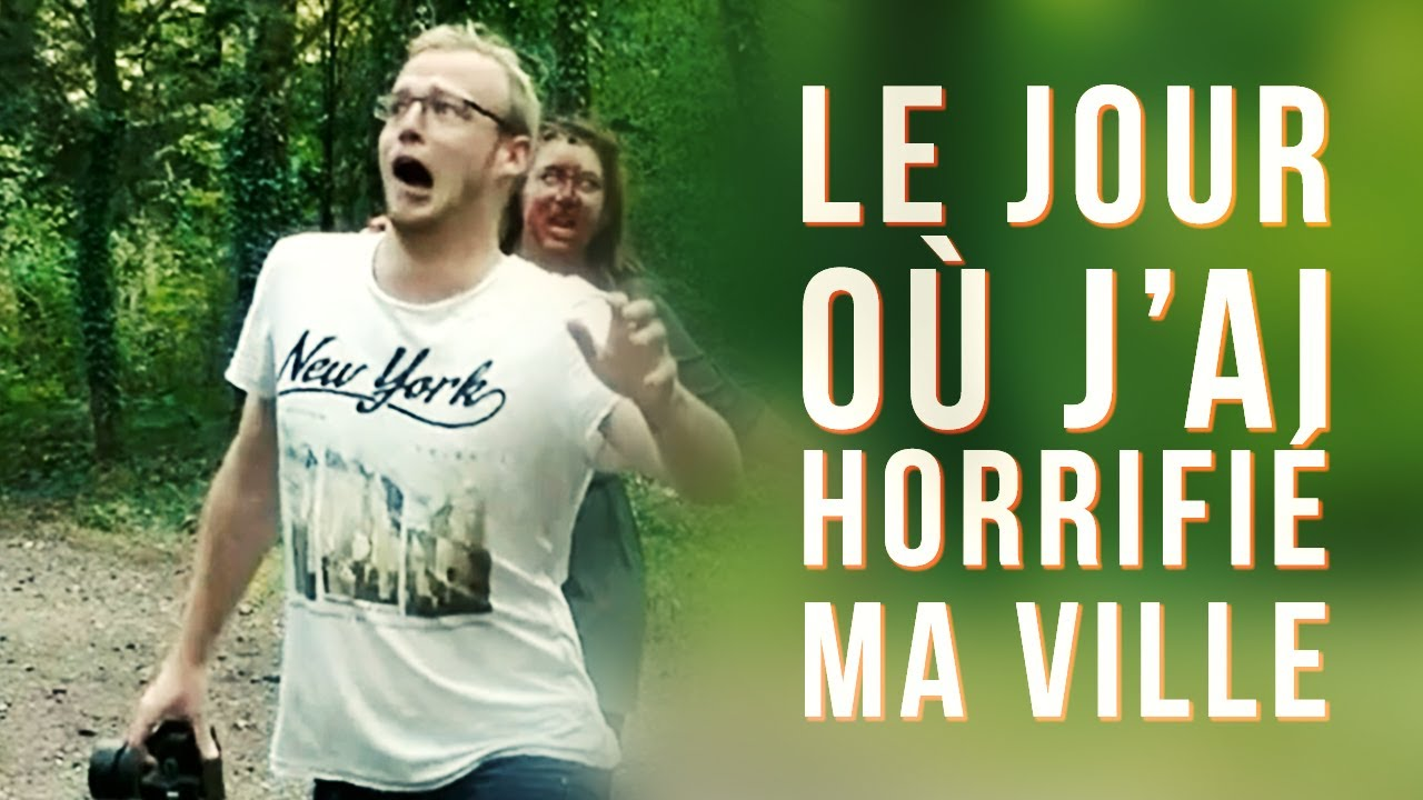 Le jour où j'ai HORRIFIÉ ma ville (true story) - YouTube