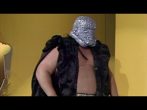 DIY Shockmaster Mask