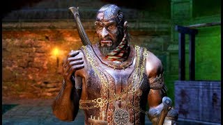 THE WITCHER - Azar Javed Boss Fight (with Berengar alive)