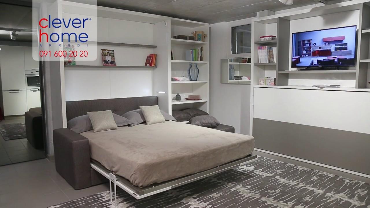Clever home soluzioni salvaspazio per la tua casa by for Soluzioni salvaspazio