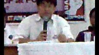 UP Medicine Prof Dr. Del Rosario on the 2 PGH directors case