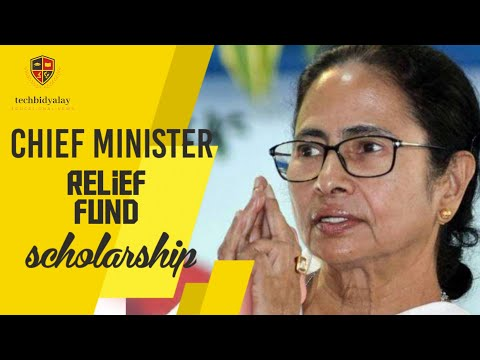 Chief minister relief fund scholarship