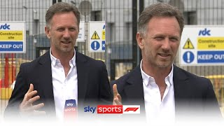EXCLUSIVE! Christian Horner on Red Bull's new engine division and new additions to the team!