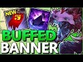 20K+ TOWER DAMAGE IN 15 MINUTES?! NERF THIS NOW! New Banner of Command Gameplay - PBE