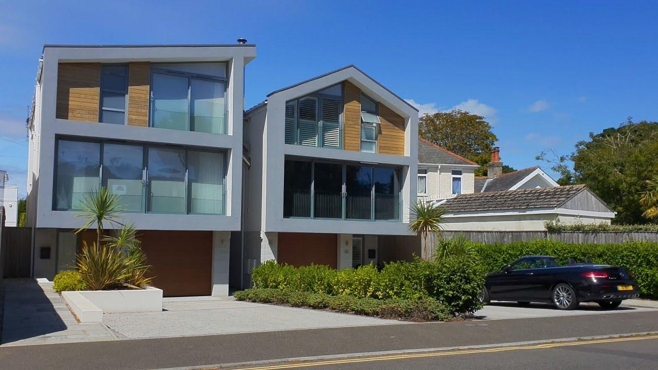 4K HDR Demo,Sandbanks Poole,Luxury properties