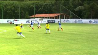 France vs Brazil - Ranking - Full Match - Danone Nations Cup 2014