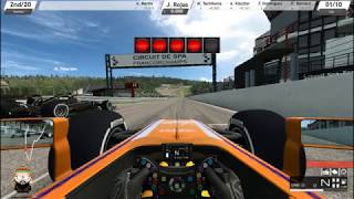 FR17- Circuit de Spa-Francorchamps- RACE