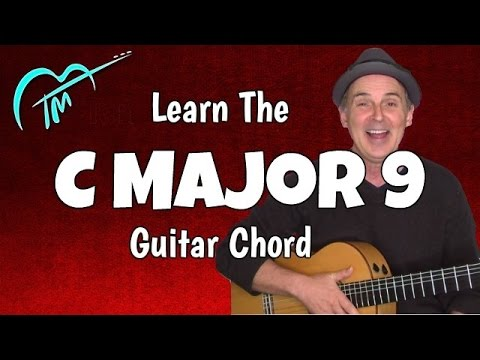 How To Play C Major 9 Cmaj9 Guitar Chord Youtube