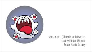 'Ghost Coast' - Ghostly Super Ghost Boos Wii Soundtrack