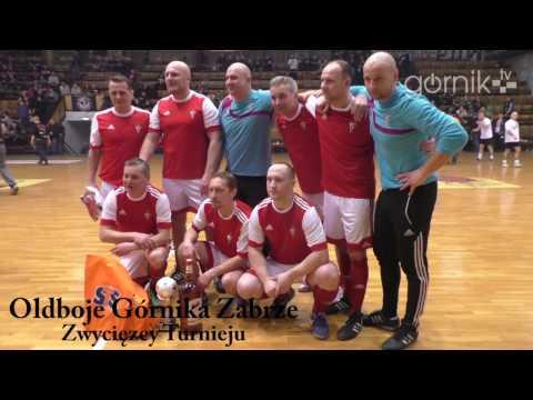 Oldboje Górnika Zabrze zwycięzcami Turnieju Torcida Cup 2017
