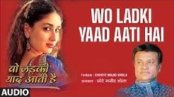 Wo Ladki Yaad Aati Hai Full Song   Chhote Majid Shola Hit Romantic Songs