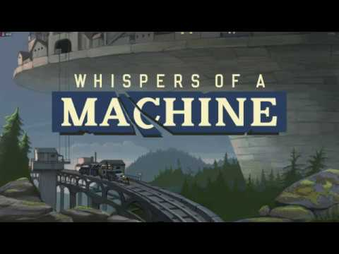 Whispers of a Machine playthrough Ep. 1 |