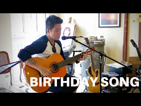 Birthday Song - Don McLean Cover