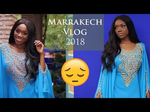 """Not the Best Experience"" - Marrakech, Morocco 2018 Vlog & Review 