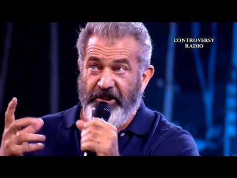 "Mel Gibson Vs. ""Big Dark Force"" Hollywood"