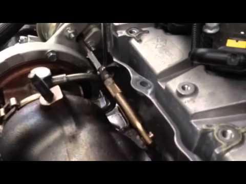 Dodge Dart Turbo >> Adjusting the Turbo Wastegate on a 2013 Dodge Dart. - YouTube