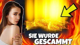 2 SCAMMER scammen Mädchen um all ihre Waffen - dümmster Scammer - Fortnite Rette die Welt