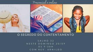 IP Central de Itapeva - Culto Domingo de Manhã - 20/09/2020