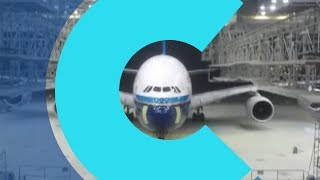 Time-lapse video: How to maintain an Airbus A380