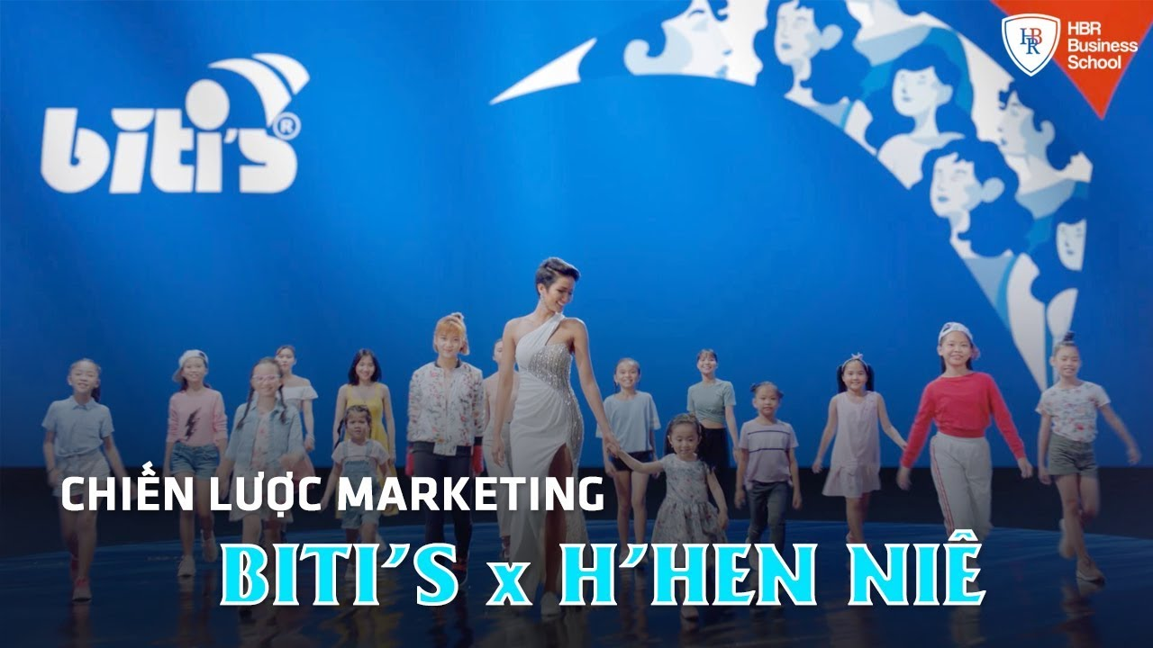 Chiến lược marketing đỉnh cao Biti's x H'Hen Niê – Tham vọng chinh phục phân khúc giày nữ