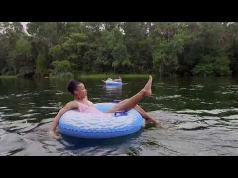 Florida Travel: Tubing the Rainbow River