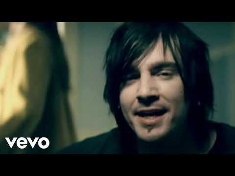 Three Days Grace - Never Too Late (Official Music Video)