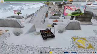 Tanki online - game play #91 BR