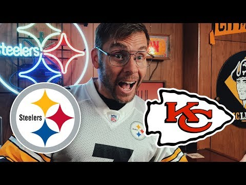 Dad Reacts to Steelers vs Chiefs (Week 6)