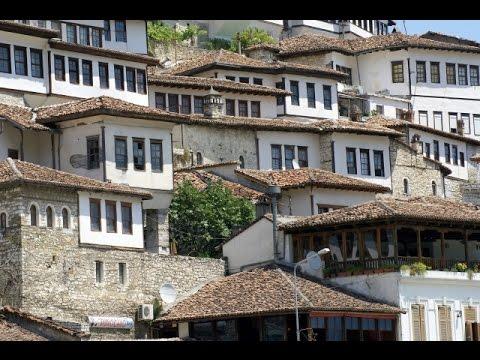 Berat - Berati - Albania - Shqipëria - Miasto Tysiąca Okien - Meczet Kawalerów
