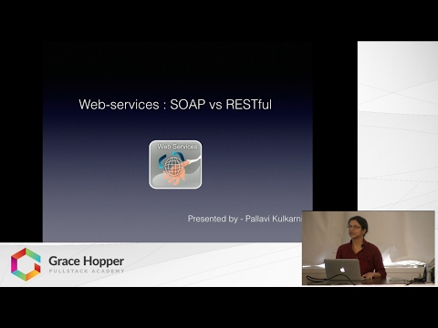 Tech Talk: Web services : SOAP vs Restful