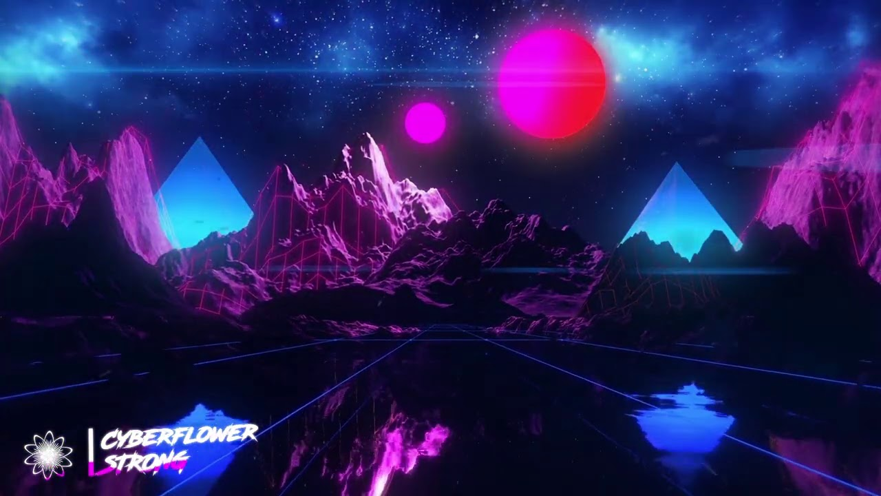 Cyberflower - Strong | Synthpop/Electronic Rock Music