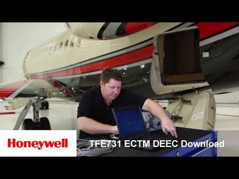 Classic TFE731 ECTM DEEC Download   Training   Honeywell