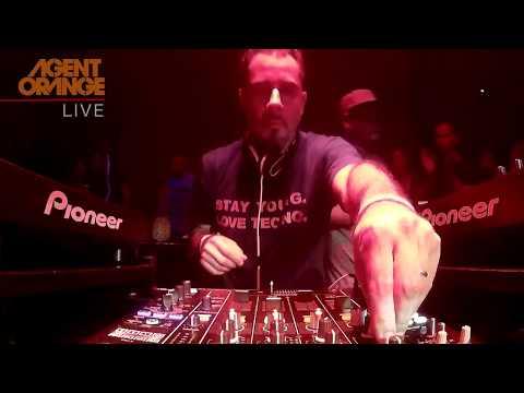 Agent Orange [DJ] Live At Boca-a-Boca, Club Vertigo, Costa Rica