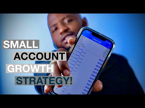 HOW TO GROW SMALL ACCOUNTS TRADING INDICES & CFD'S (GERMAN30)