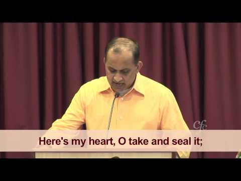 Sold Out For Jesus - Sanjay Poonen
