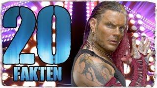20 unglaubliche Fakten zu Jeff Hardy (DEUTSCH / GERMAN)